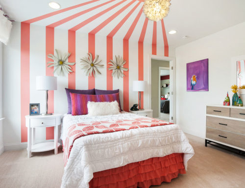 Using Color to Enhance Home Sales