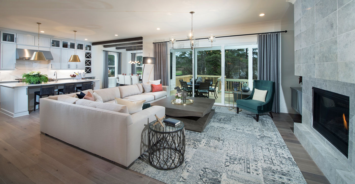 . Model Homes   Lita Dirks   Co    Award winning interior design and
