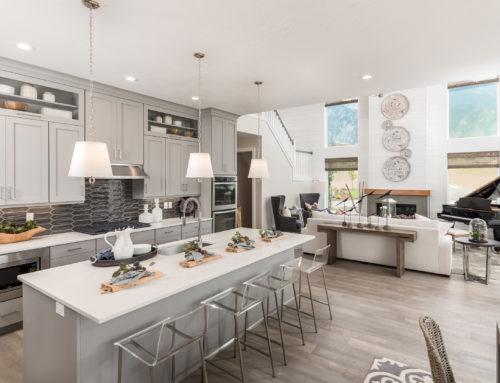Model Home Design Case Study