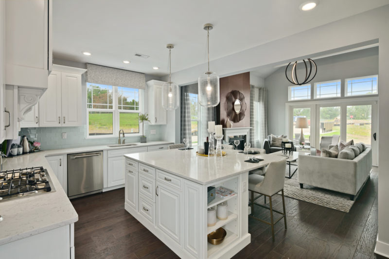 Lennar Homes_Venue at Cobblestone Creek_NJ_kitchen