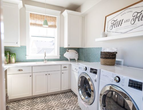 Effective Laundry Room Design
