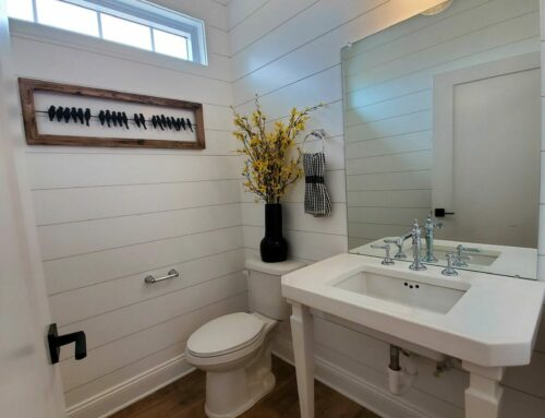 The Power of the Powder Room