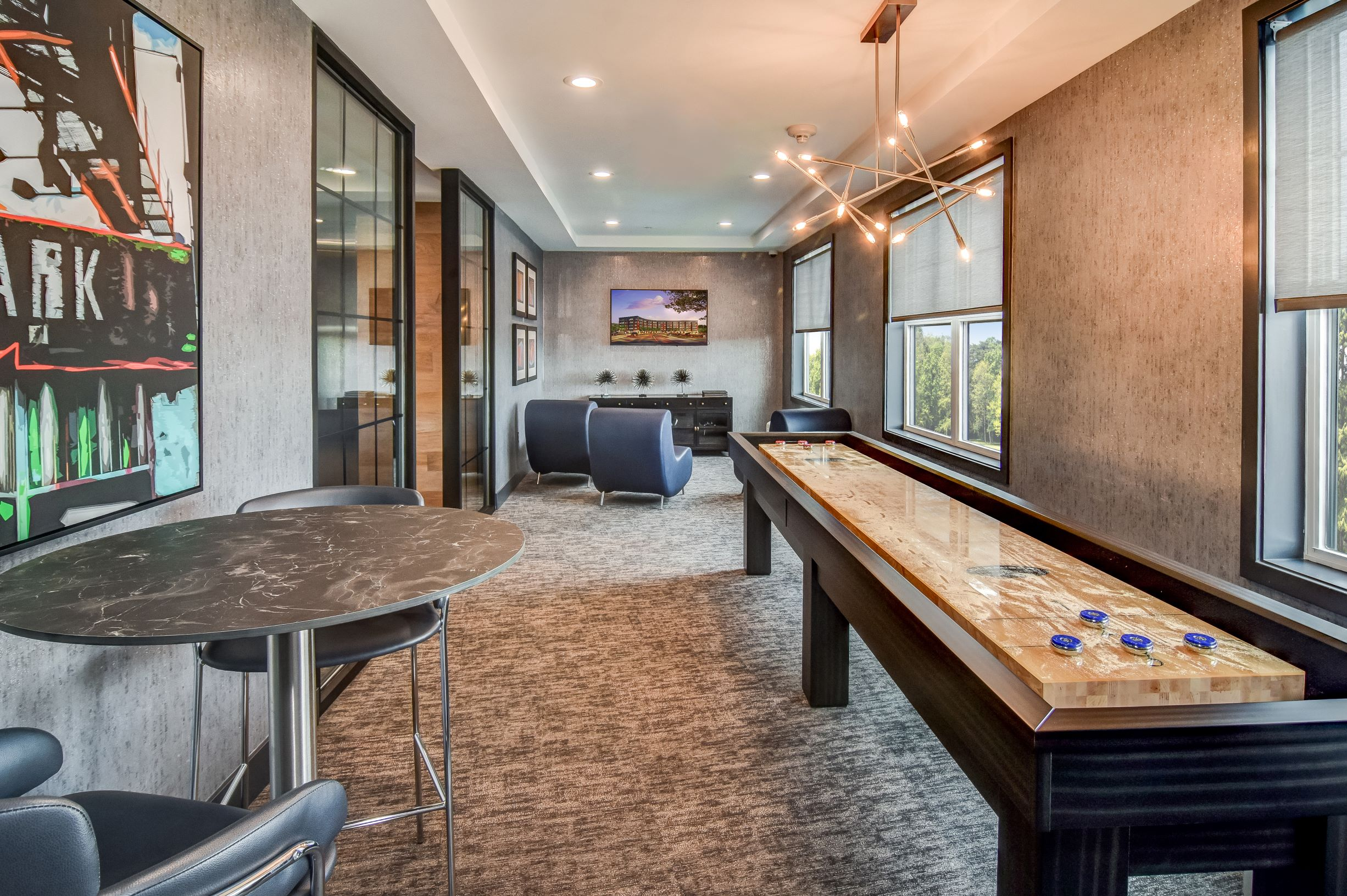 Amenity game room