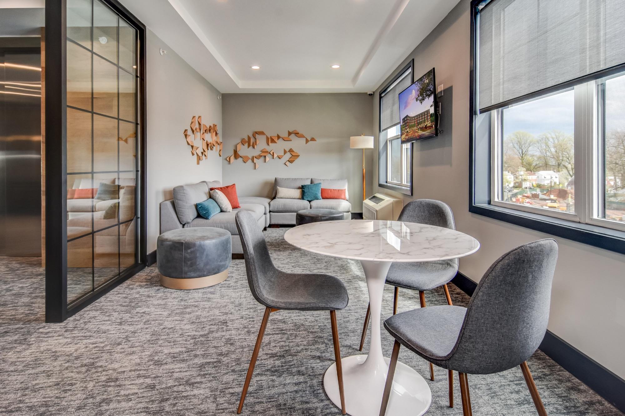 Amenity_Lounge area_Union, NJ
