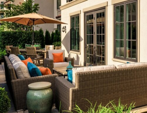 The Importance of Merchandising your Outdoor Space Effectively
