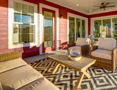 July Design Newsletter: Importance of Merchandising the Outdoors, How Model Homes Sell the Dream, and so much More!